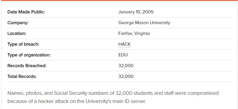 从雅虎10亿事件回顾数据泄露的这11年